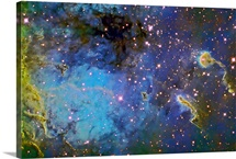 IC410 Tadpole formations