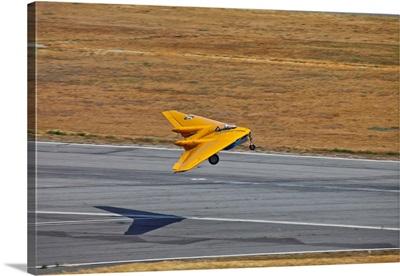 Northrop N-9M Flying Wing, Chino, California