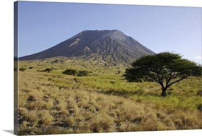 Ol Doinyo Lengai Rift valley Tanzania