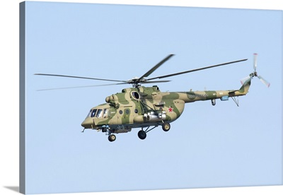 Russian Air Force Mi-171Sh helicopter