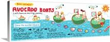 Avocado Boats!! by Aunyarat Watanabe from Tokyo, Japan