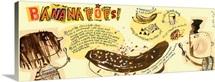 Banana Pops by Judith Eyal from Tel Aviv, Israel
