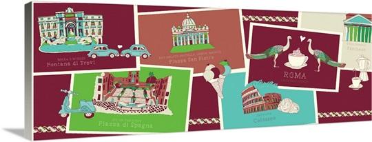 Rome: Like a Tourist
