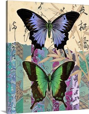 Asian Butterflies I