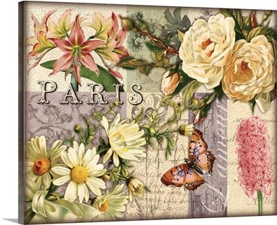 Botanical Postcard 1