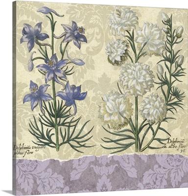 Brocaded Botanical I