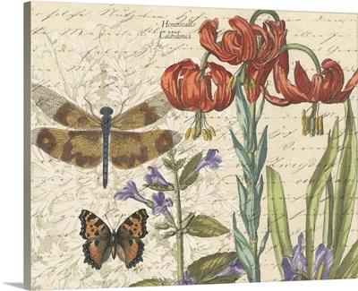 Garden Concerto Botanical I