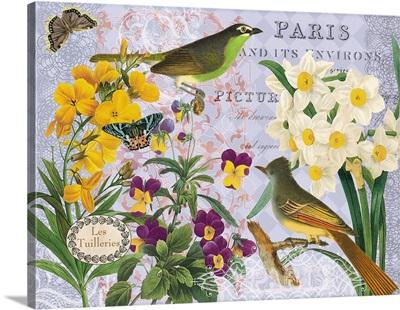 Parisian Gardens II