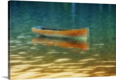 Plockton Boat