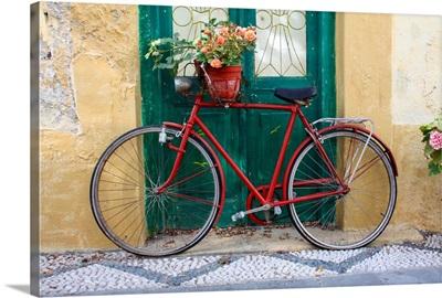 Santorini Bicycle