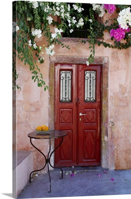 Santorini Doorway II