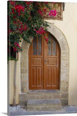 Santorini Doorway III
