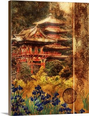 Tea Garden Pavillion