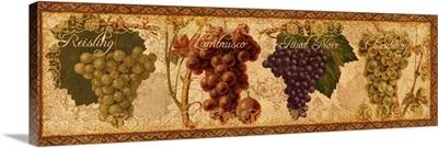 Tuscan Vineyard Panel I