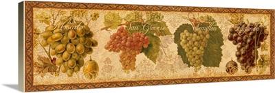 Tuscan Vineyard Panel II