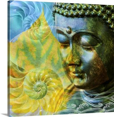 Zen Water Buddha