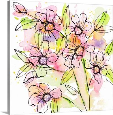 A Splash of Beauty Florals