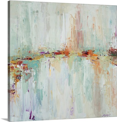 Abstract Rhizome Square