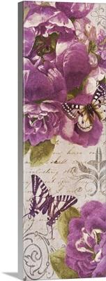 Beautiful Bouquet of Peonies Panel I
