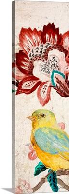 Bird of Capri Panel II
