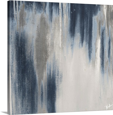 Blue and Silver Paysage II