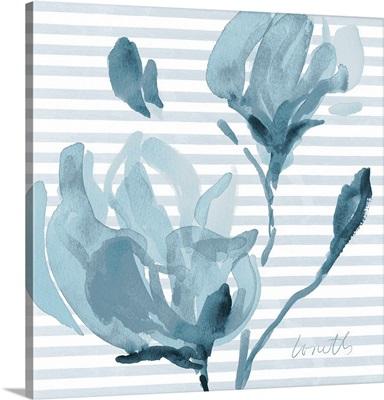 Blue Magnolias I