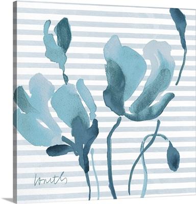 Blue Magnolias II