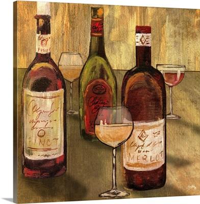 Bottle of Wine I