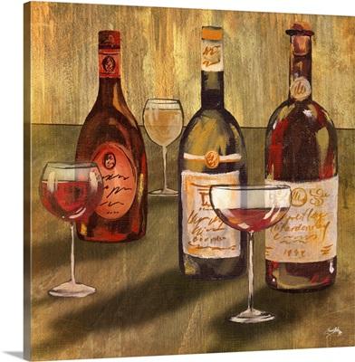 Bottle of Wine II
