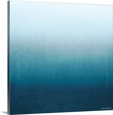 Bright Teal Background I