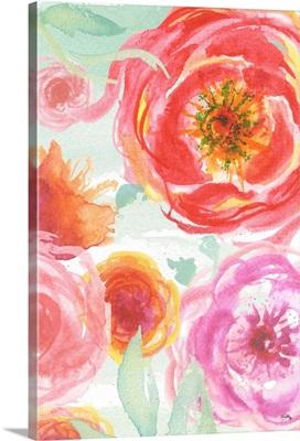 Colorful Roses I