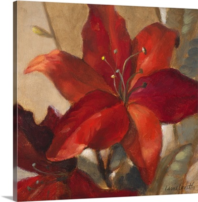 Crimson Fleurish II