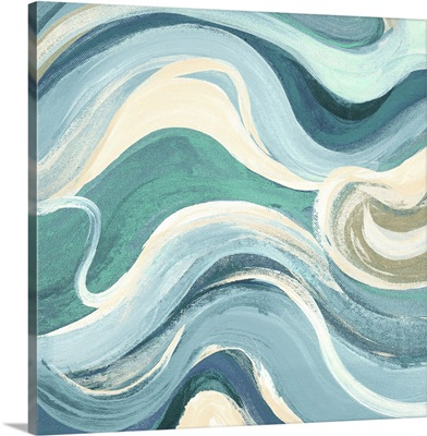 Curving Waves I