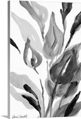 Dark Florals Vertical
