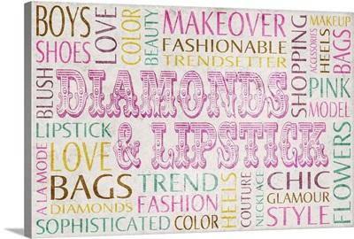 Diamonds and Lipstick