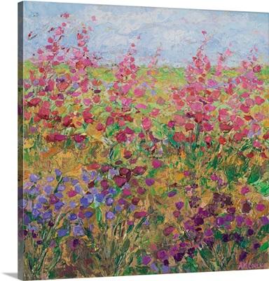 Floral Fields II