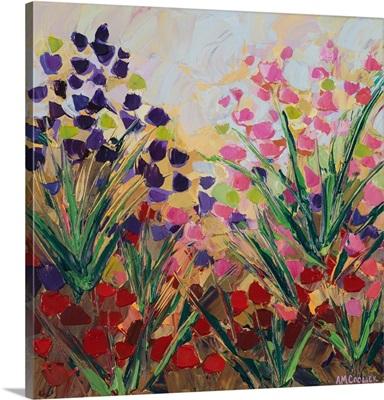 Floral Fields III