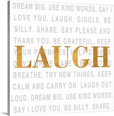Gold Love Type II (Laugh)