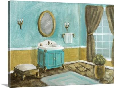 Golden Throne Room I