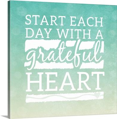 Grateful and Kind I