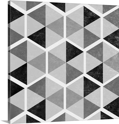 Gray Pattern I