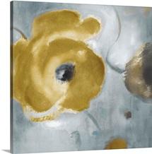 Gray Poppies in Bloom II