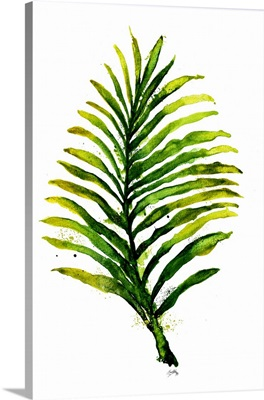 Green Leaves II