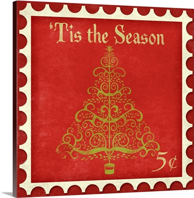 Holiday Stamp II