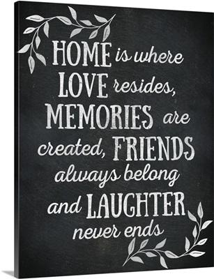 Home Forever I