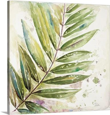 Jungle Inspiration Watercolor I