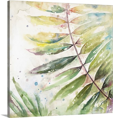 Jungle Inspiration Watercolor II