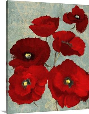 Kindle's Poppies II