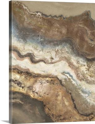 Lava Flow Panel I