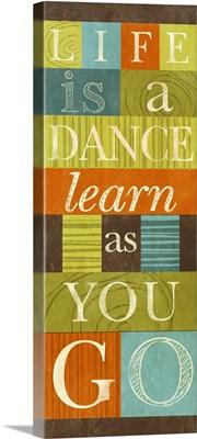 Learn as you Go
